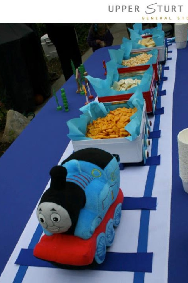 10 best Thomas Friends Birthday Party images on Pinterest Thomas