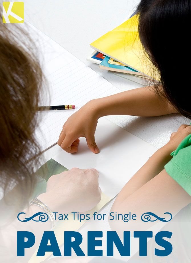 Single parents! Check out these tax credits!