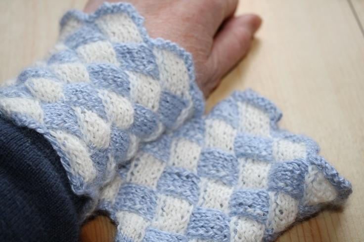 Wrist warmers.