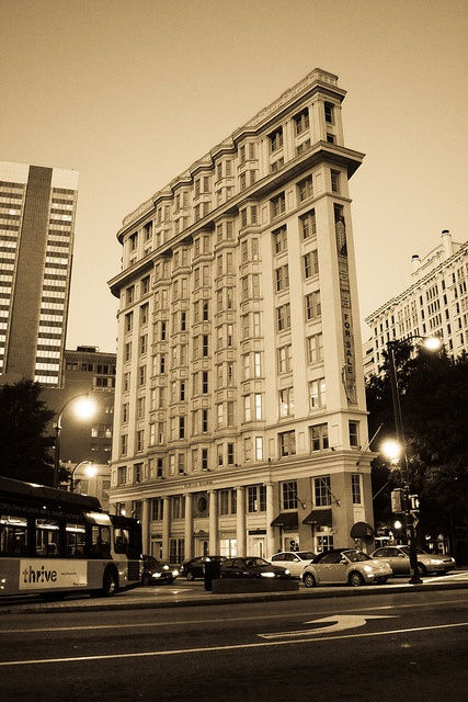 Old Building In Atlanta photography by Page Phelps, Melbourne, FL