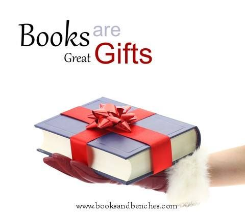 Books are great gifts!