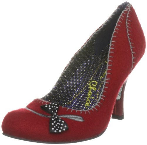 you can get it in red, grey and black :).. very cute!! But comfy???