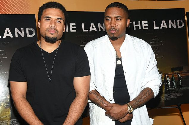 Nas Talks About His New Film 'The Land' at L.A. Premiere: Listen to the Soundtrack   Billboard