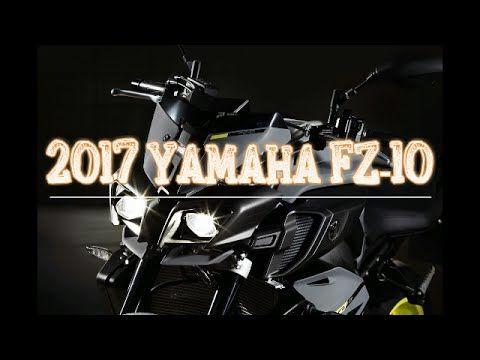 2017 Yamaha FZ 10, Based Naked Sportbike
