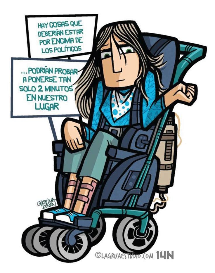 Discapacitados: