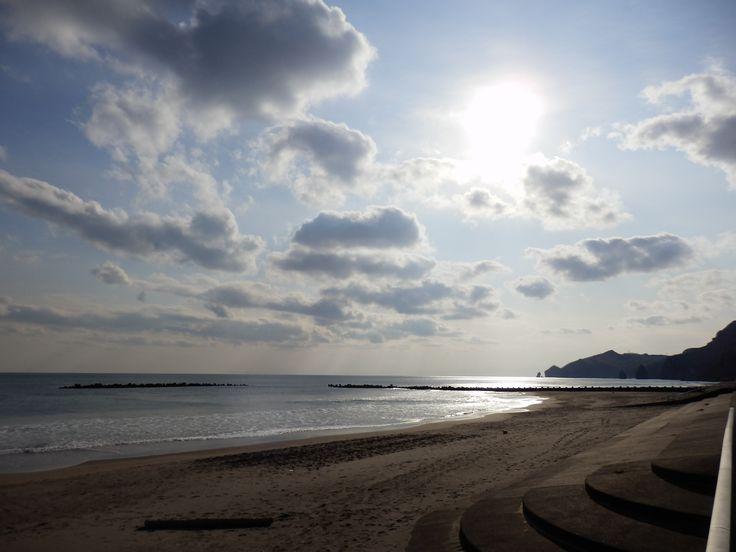 イタンキ浜:室蘭市