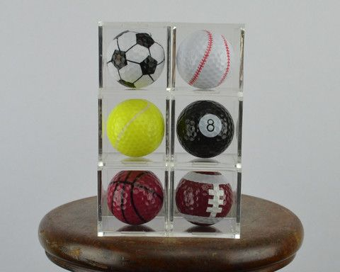 Golf Ball Sports Lovers Pack – ArtSportive