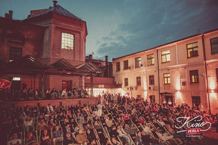 Kino Perła - Lublin - Otwarcie Sezonu 2014