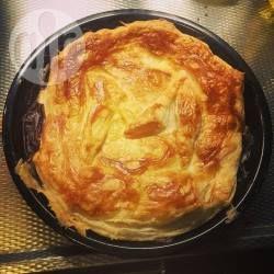 Vegetarian mushroom pie @ allrecipes.co.uk