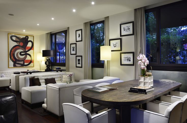 Hall Hotel Pulitzer Roma   #hotel #rome #italy #design #designhotel