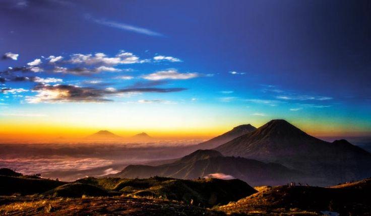 Banyaknya gunung dan dataran tinggi di Indonesia sangat berpengaruh dengan…
