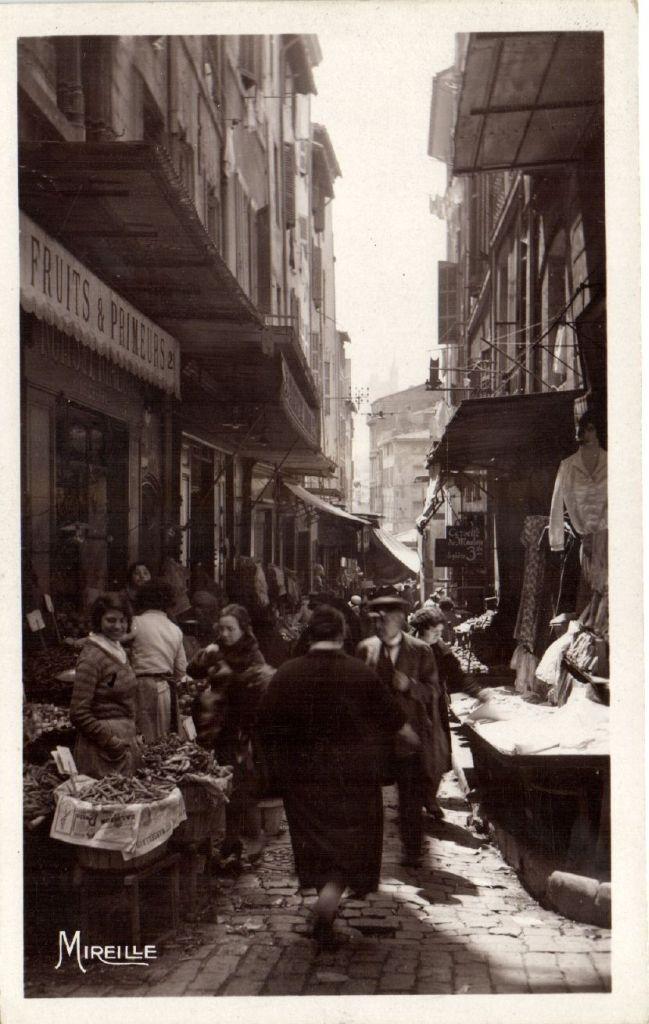 CPA Marseille (Dep.13) Marseille Pittoresque (Rue Bonneterie) (3345)   Collections, Cartes postales, France: Provence, Côte-d'Azur   eBay!