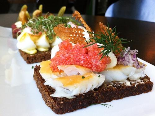 Have lunch at Ida Davidsen's in Kobenhavn. #Denmark#ScanAdventures