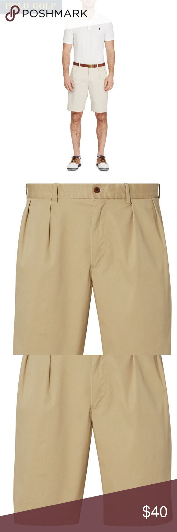 Polo Golf Ralph Lauren Shorts Size 30 *** NEW *** Brand New w/Tags Polo Ralph Lauren Golf Shorts              Color - Kaki - Brown - Tan Polo by Ralph Lauren Shorts Athletic