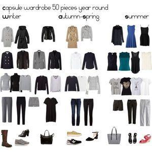 ミニマリストを目指して。服の年間購入計画のつくり方 - NAVER まとめ