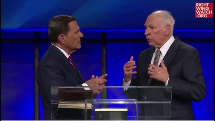 "Kenneth Copeland Says Ted Cruz Has Been 'Called & Anointed' By God To Become the Next President! Oh Sh*t, we're in trouble now! Another ""holy war!"" This time by the god of NeoCon Christians possessed by the power...Ted Crus will be the next Jim Jones! Get ready to drink the spiked cool aid, you heathens!"