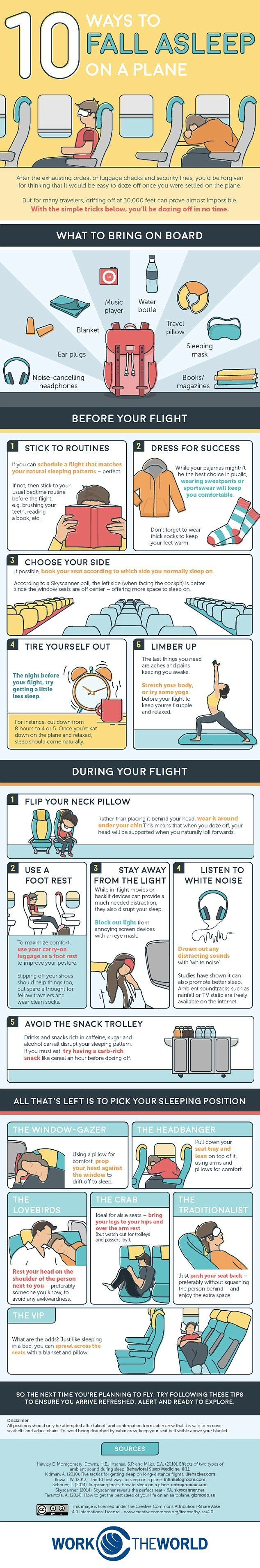How to fall asleep on the plane: The ultimate guide | Daily Mail Online Travel Tips #travel #traveltips
