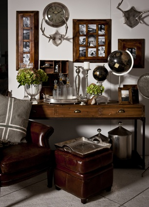 French Country Collections Trophy Room Client