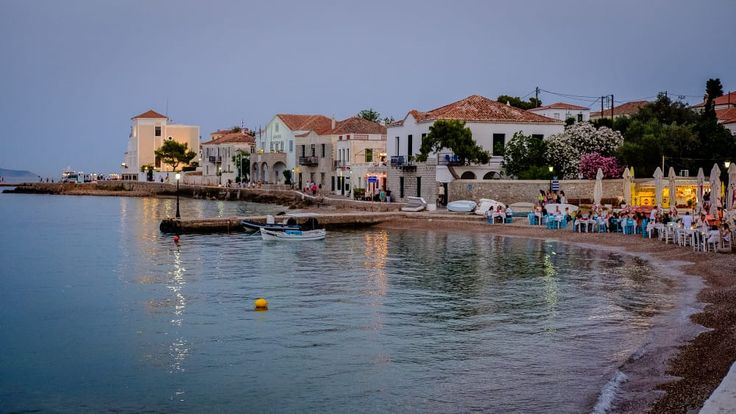 Spetses Island Greece by Ioannis D. Giannakopoulos on 500px