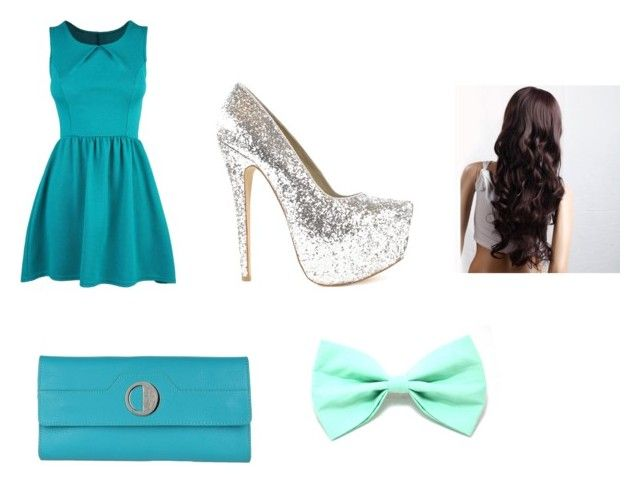 Sin título #8 by nicole-18-03 on Polyvore featuring polyvore, fashion, style, Nly Shoes, Versace and clothing