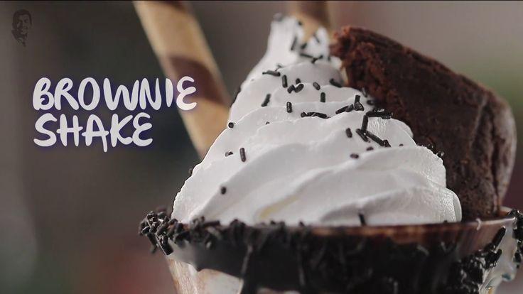 Brownie Shake | Sanjeev Kapoor Khazana