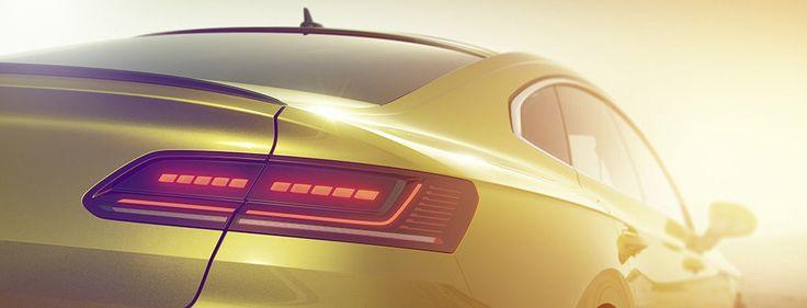 Der neue VW Arteon – nur noch wenige Tage bis zur Weltpremiere
