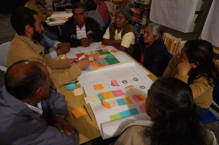 Taller VI Desarrollo de un único plan económico comunitario de desarrollo sostenible y determinar el alcance de los primeros cuatro proyectos, incluyendo el modelo de negocio, el impacto operativo y desarrollo del producto, el modelo financiero y plan de trabajo para su consecución. #Tequixtepec #Oaxaca #SEEDMexico #comunidad #CambioSocial