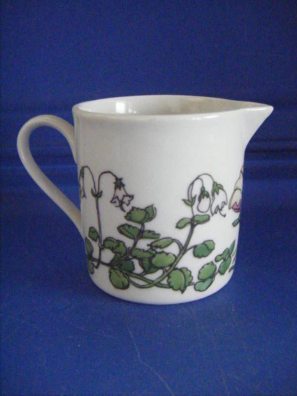 Midsommar Porcelanas Portugal Walfridson Creamer Spal | eBay