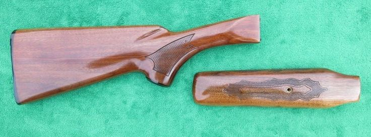 Savage Fox Model B 311 SxS Shotgun Stock Forend Checkered Forearm Stevens NICE #Savage