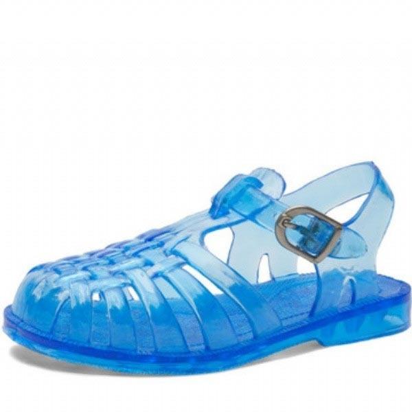 Waterschoen Rucanor dames blauw, aquashoes, aquashoe