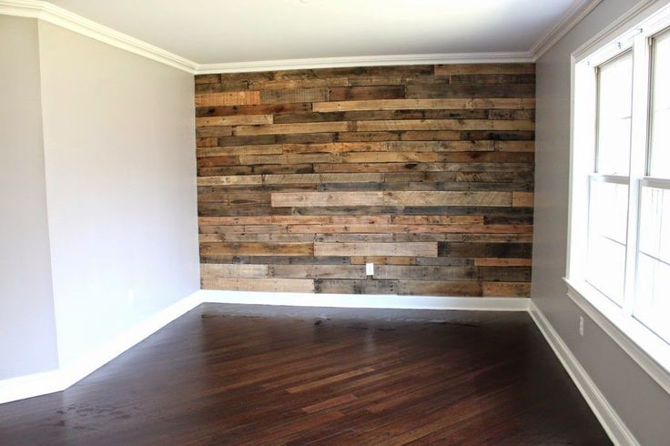 How To: Make A DIY Pallet Wall | Enviromate