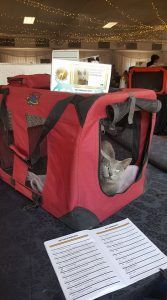 What is a pet carrier?