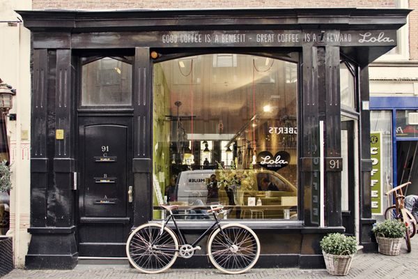 Lola Bikes & Coffee | The Hague, Netherlands