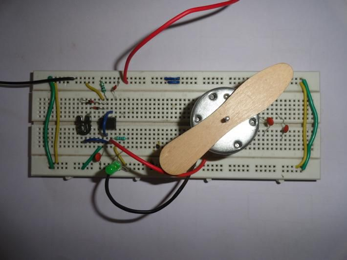 Speed Control Of Dc Motor Diy Projects Pinterest
