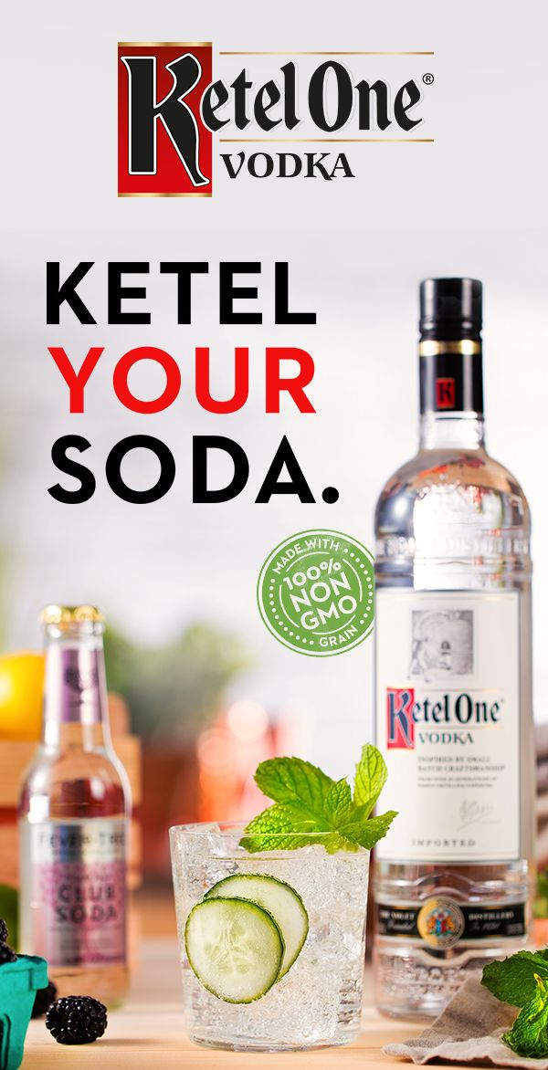 Summer is the season for only the freshest ingredients. Our Ketel Soda with Cucumber & Mint is made with crisp cucumber, mint, and Ketel One® Vodka. Ketel One® Vodka is made with 100% non-GMO grain. Craft our signature recipe by pouring 1.5 oz Ketel One® http://teapause.com/all-about-tea/best-tea-brands/