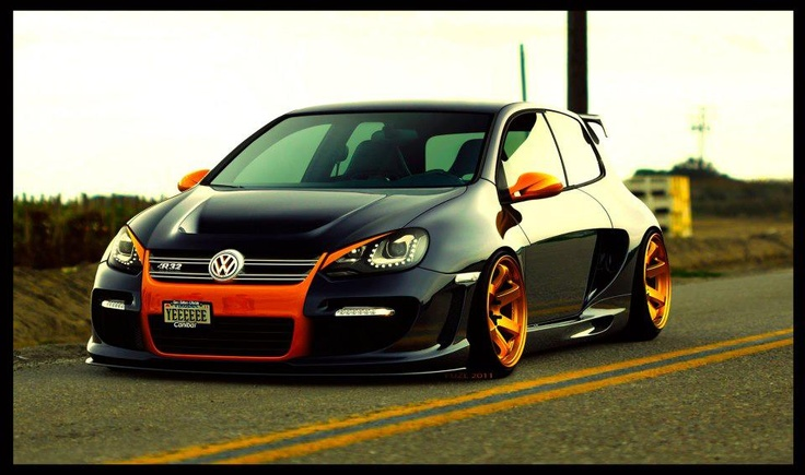 Golf 6 R32 http://extreme-modified.com/page9.php | cars | Pinterest | Golf and Cars