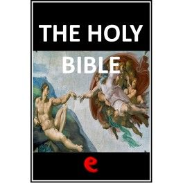 The Holy Bible  The KJV Bible, including Old and New Testament, in a handy version to bring it with you and read it when you feel the need.