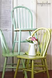 painted chair - Google Search