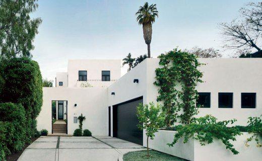 City contemporary home in santa barbara modernism in for Tiny house santa barbara