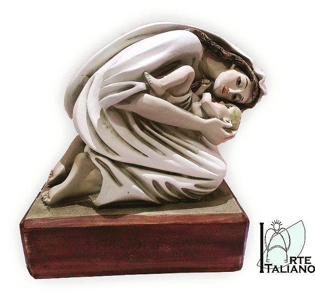 Virgen maternitis (tamaño 20cm)