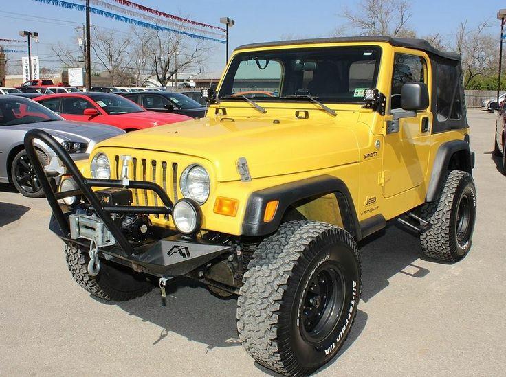 Jeep Wrangler Sport 4WD