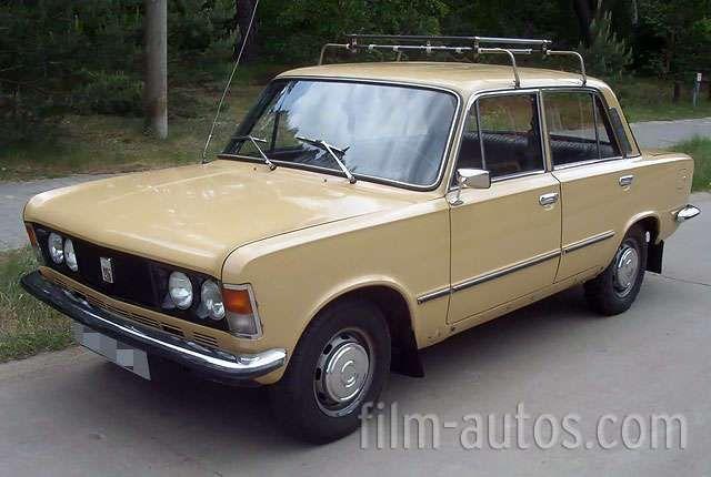 Polski Fiat 125p Bild