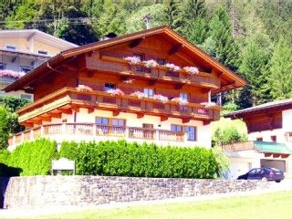 Skiing area is only about 300 metres awayHoliday Rental in Mayrhofen from @HomeAwayUK #holiday #rental #travel #homeaway