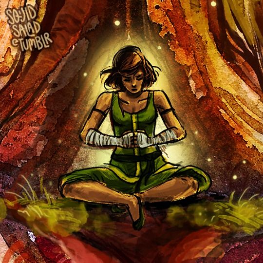 Avatar 2 Poster: Korra {Beautiful Art} Credit To The Artist