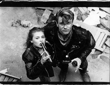 Хулиганы-80.Молодежная субкультура 80-х в СССР