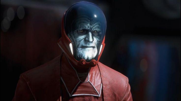 Star Wars Battlefront 2 Official Single-Player Story Scene Trailer