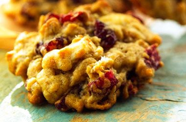 Ocean Spray Oatmeal Cranberry White Chocolate Chunk Cookies