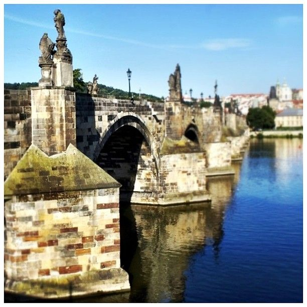 Karlův most (Charles Bridge), Prague
