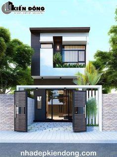 Một ngôi nhà phong cách, hiện đại, độc đáo trên một khu đất có diện tích nhỏ đã thu (description đang được cập nhật)