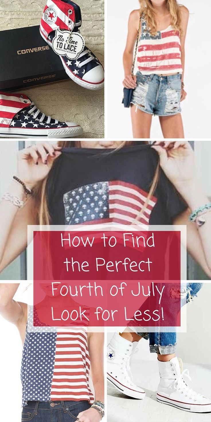 4th of july apparel sales